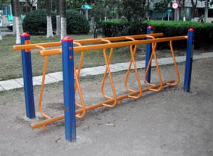 中国の運動器具1