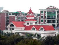 中国の超高級住宅