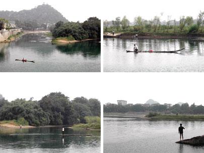 漓江の鵜飼