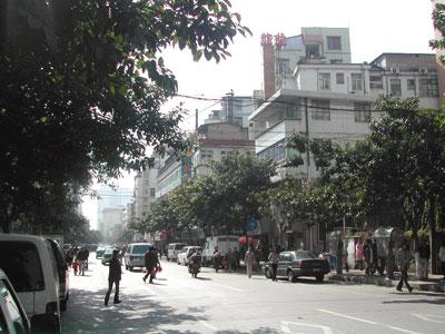 石牌東路画像