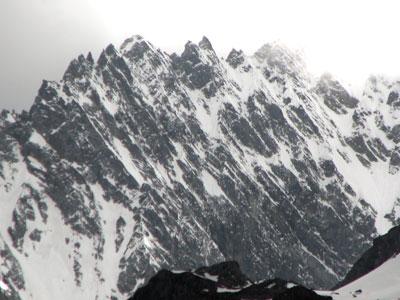 玉龍雪山アップ1