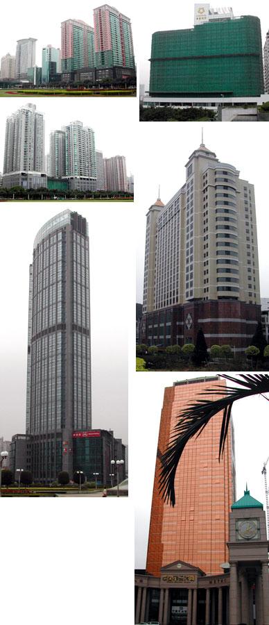 中国の建築