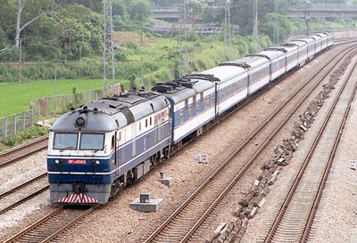 中国鉄路局東風11型DF11 0003
