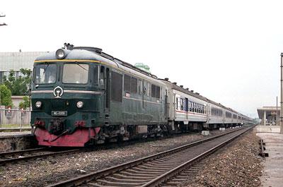 中国鉄路局ND2 0209