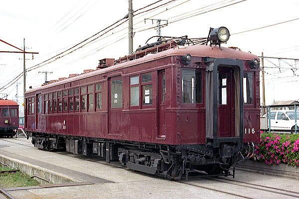 阪急電鉄166