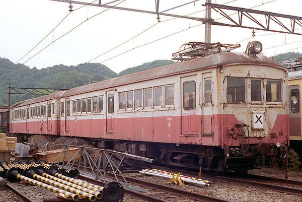 近江鉄道モハ9
