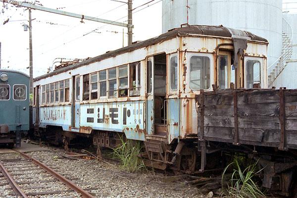 福井鉄道モハ121-1