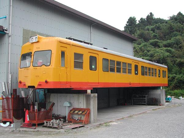 三岐鉄道クモハ526