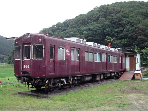 阪急電鉄2861