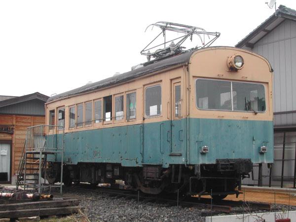 福井鉄道モハ161-1