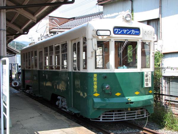 名鉄モ593