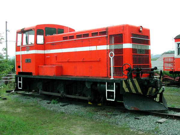 加悦鉄道DC351
