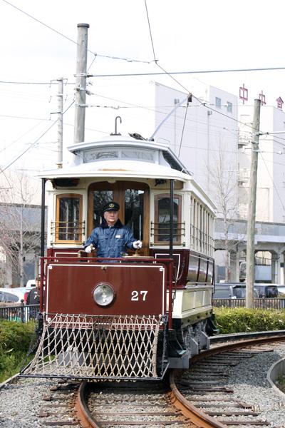 京都市交通局 N電 27