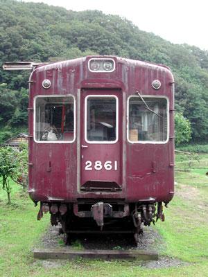 阪急電鉄2800系2861