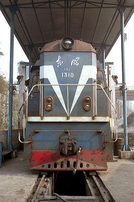 広州鋼鉄廠DF5-1310(東風5型)