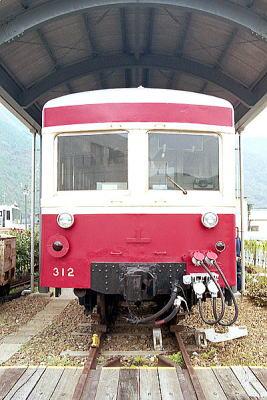 同和鉱業片上鉄道キハ312