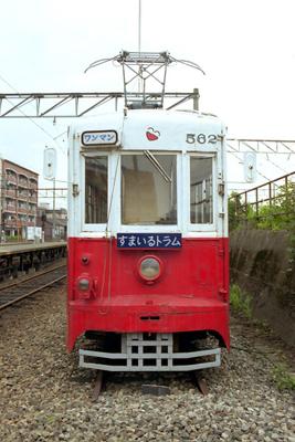 福井鉄道560形モハ562
