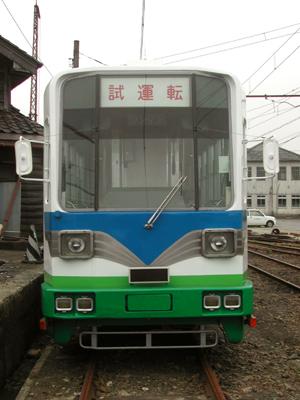 福井鉄道880形モ882