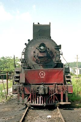 中国鉄路建設型JS6508
