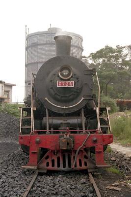 中国鉄路上游型SY0734