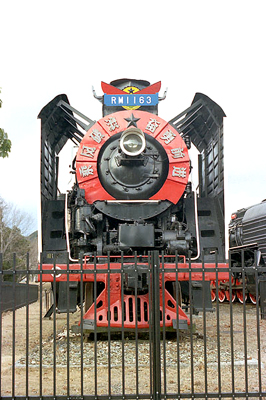 中国鉄路人民型RM1163