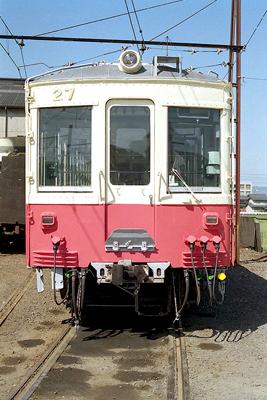 高松琴平電鉄30形27