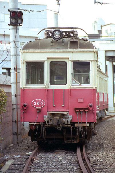 高松琴平電鉄3000形315
